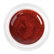 цветной гель glitter claret 5ml nr.89