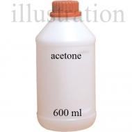 Ацетон косметический 570 мл 99%