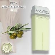 Депиляционный воск 100 мл c оливковым маслом RICA ITALY