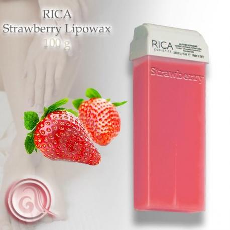 Depilatsioonivaha RICA maasikas