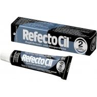 RefectoCil краска для ресниц и бровей nr. 2 сине-чёрная