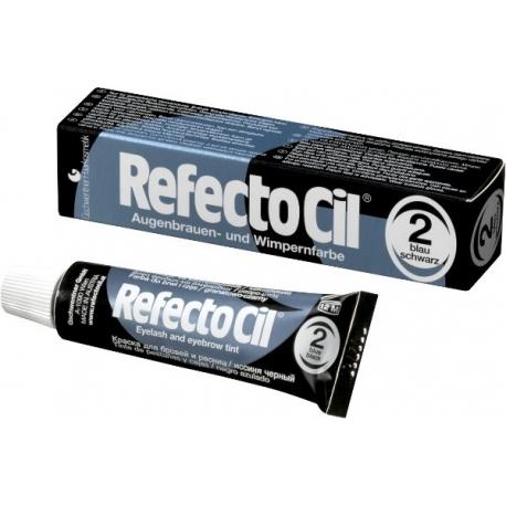RefectoCil ripsme- ja kulmuvärv nr. 2 blue black