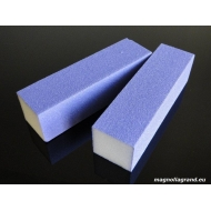 шлифовальный блок 180 грит голубой
